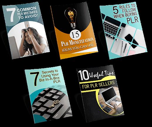 PLR On PLR – 50 Brand New Articles Upgrade 1